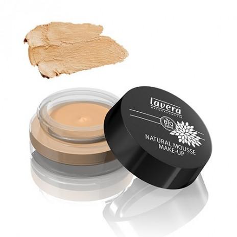 Lavera Maquillaje Mousse Natural Honey 03