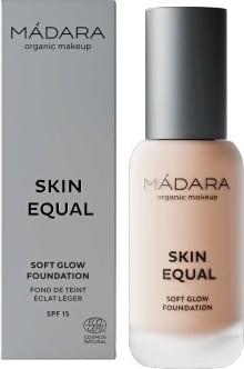 Mádara Maquillaje Base Skin Equal Rose Ivory 30