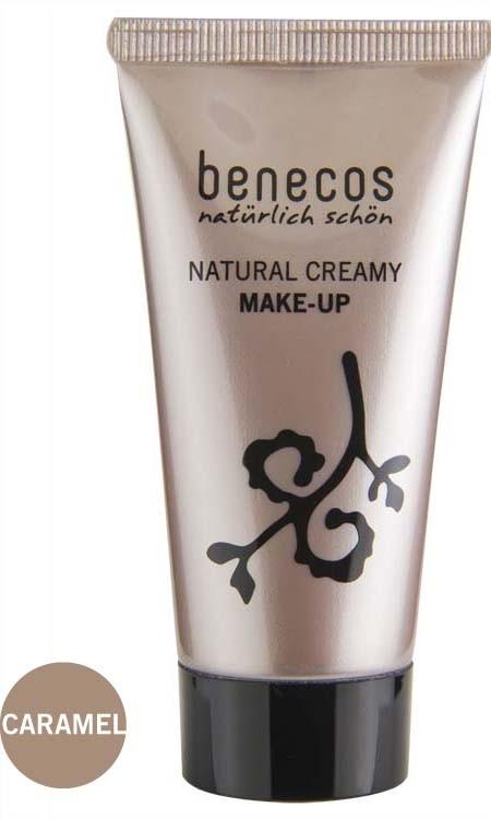 Benecos Maquillaje Crema Caramel