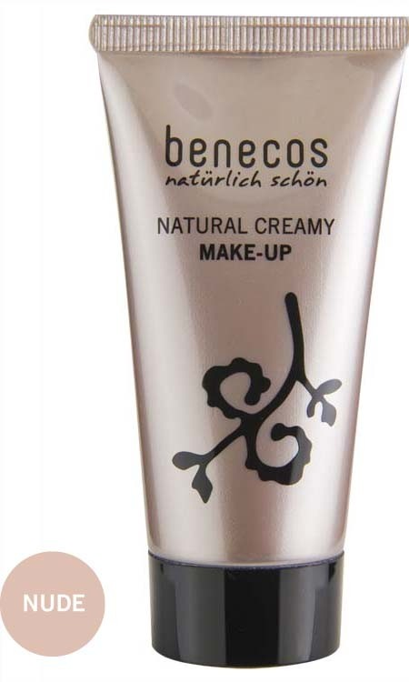 Benecos Maquillaje Crema Nude