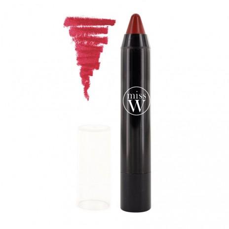 Miss W Lápiz de Labios Bio Twist 05 Rouge Mat
