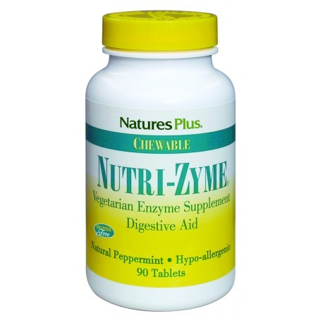 Nature's Plus Nutri Zyme