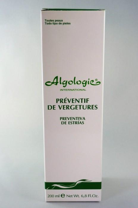 Algologie Crema Preventiva de Estrías