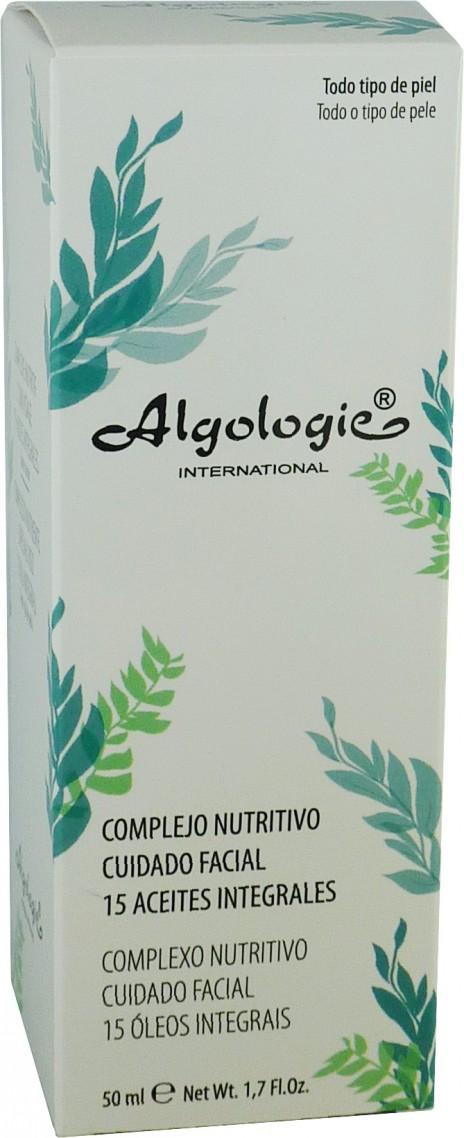 Algologie Complejo Nutritivo de 15 Aceites Integrales
