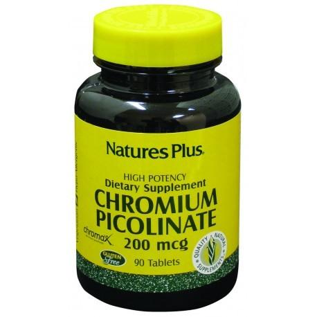 Nature's Plus Picolinato de Cromo