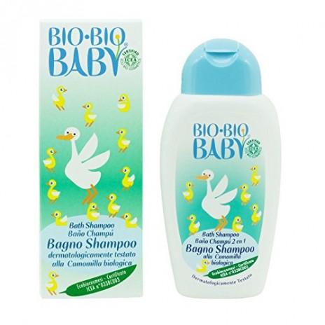 Pilogen Carezza Baño Champú con Camomila Bio Bio Baby