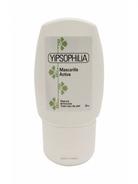 Mascarilla activa 50 ml - Yipsophilia