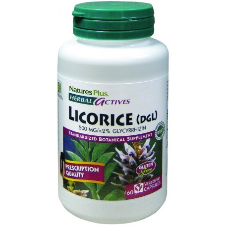 Nature's Plus Regaliz - Licorice