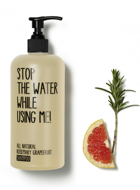 Champú de Romero y Pomelo 500 ml. - Stop the Water While Using Me