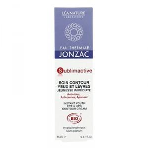 Jonzac - Rehydrate Contorno de Ojos Pieles Sensibles y Deshidratadas