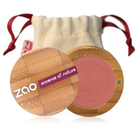 Zao Makeup - Sombra de ojos Nacarada 111 Rose Pêche