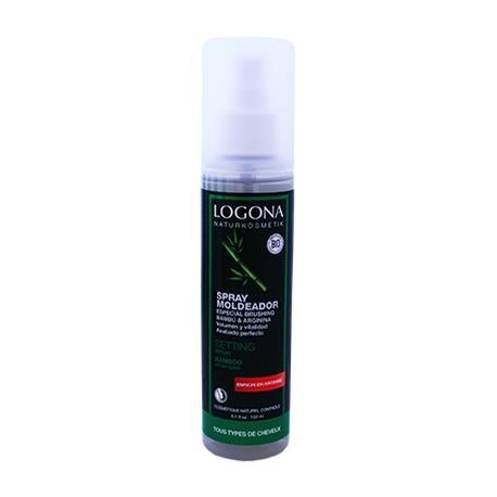 Logona - Spray Moldeador Bambú Bio