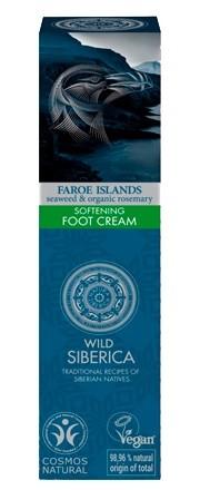 Natura Siberica Faroe Crema Relajante para los Pies