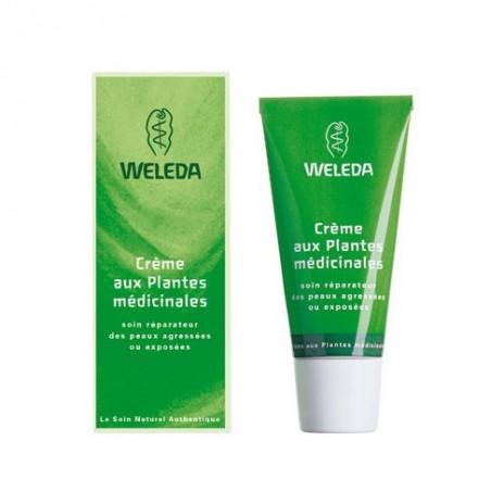 Crema de Plantas Medicinales - Weleda