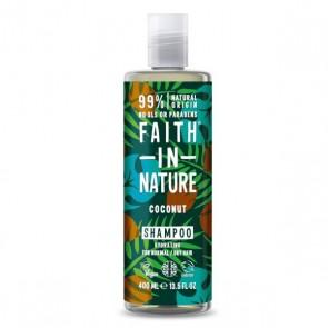 Faith in Nature - Champú de Coco 400 ml