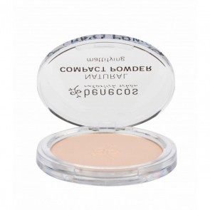 Benecos Maquillaje Polvos Compactos Porcelana