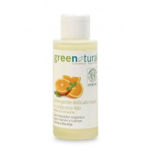Greenatural - Jabón Líquido Manos y Cuerpo Menta y Naranja