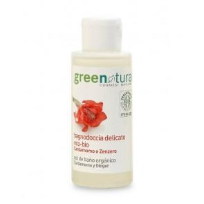 Greenatural - Gel de Ducha Cardamomo y Jengibre - Ecobio