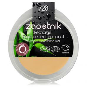 Zao Makeup - Recarga Maquillaje Compacto 728