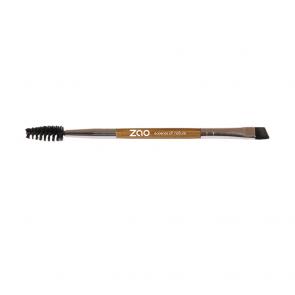 Zao Makeup -  Pincel de Cejas Duo 712
