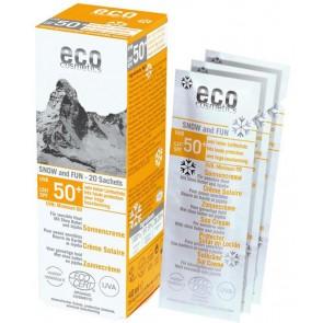Eco Cosmetics Protector Solar Snow & Fun FPS 50+