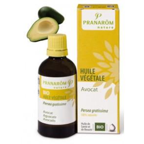 Pranarom Aguacate Aceite Vegetal Bio
