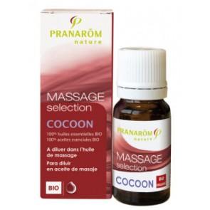 Pranarom Masaje Selección Cocoon