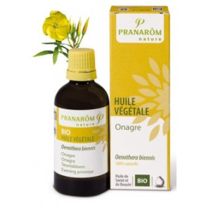 Pranarom Aceite Vegetal de Onagra Bio