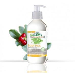 Body Milk Antioxidante - Gayuba y Granada - Corpore Sano