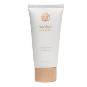 Naobay - Crema de Manos de Naranja