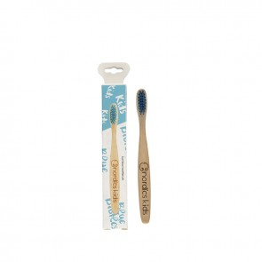 Nordics Oral Care Cepillo Dental Bambú Niños Azul
