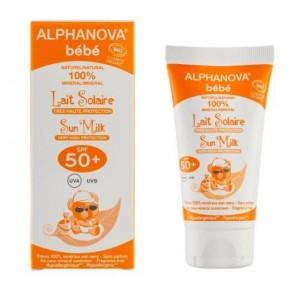 Alphanova Sun - Protector Solar Bebé Bio Factor 50+ 50g