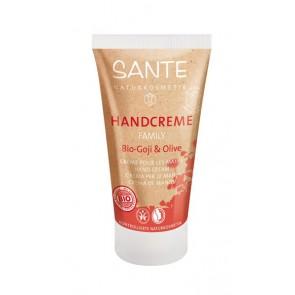 Crema de Manos Bio-Goji & Oliva 30 ml - Sante