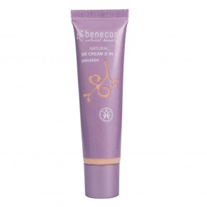 Benecos BB Crema Natural 8 en 1 Porcelain