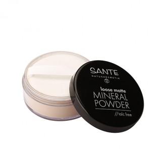 Sante - Polvos Minerales Sueltos Mate 02 Sand