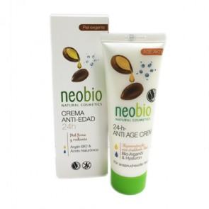 Neobio - Crema Anti - Edad 24h
