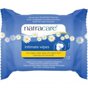 Natracare Toallitas higiene íntima