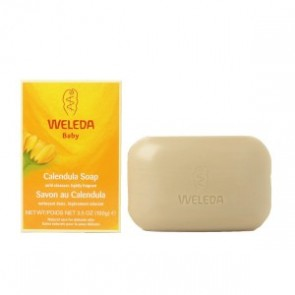 Jabón vegetal de Caléndula - Weleda