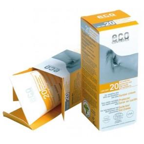 Eco Cosmetics Protector Solar FPS 20 para Piel Sensible