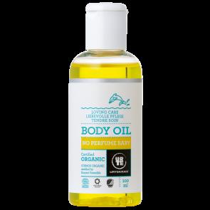 Aceite Bio para Masaje Bebé Sin Perfume - Urtekram