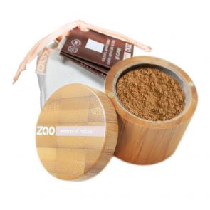 Zao Makeup - Polvo Seda Mineral 504 - Beige Neutre