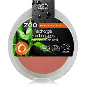 Zao Makeup - Recarga Polvo Compacto 302 Beige Orangé