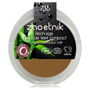 Zao Makeup - Recarga Maquillaje Compacto 736
