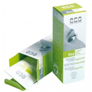 Crema Facial Hidratante de Día - Eco Cosmetics