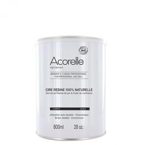 Acorelle Cera Resina Pino y Aceite Carthame