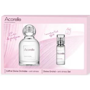Acorelle Set Eau de Parfum Orchidée Blanche