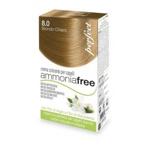 Ammonia Free Rubio Claro 8.0 Perfect Tinte