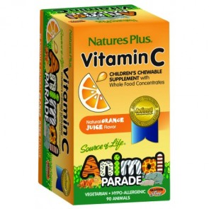 Nature's Plus Animal Parade Vit C