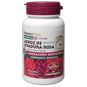 Nature's Plus Arroz Levadura Roja - Ryr