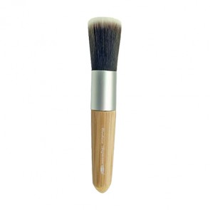 Naturcosmetika Brocha Corta Maquillaje Polvo